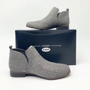 Dr. Scholl's - women's Rate Perforated Booties.